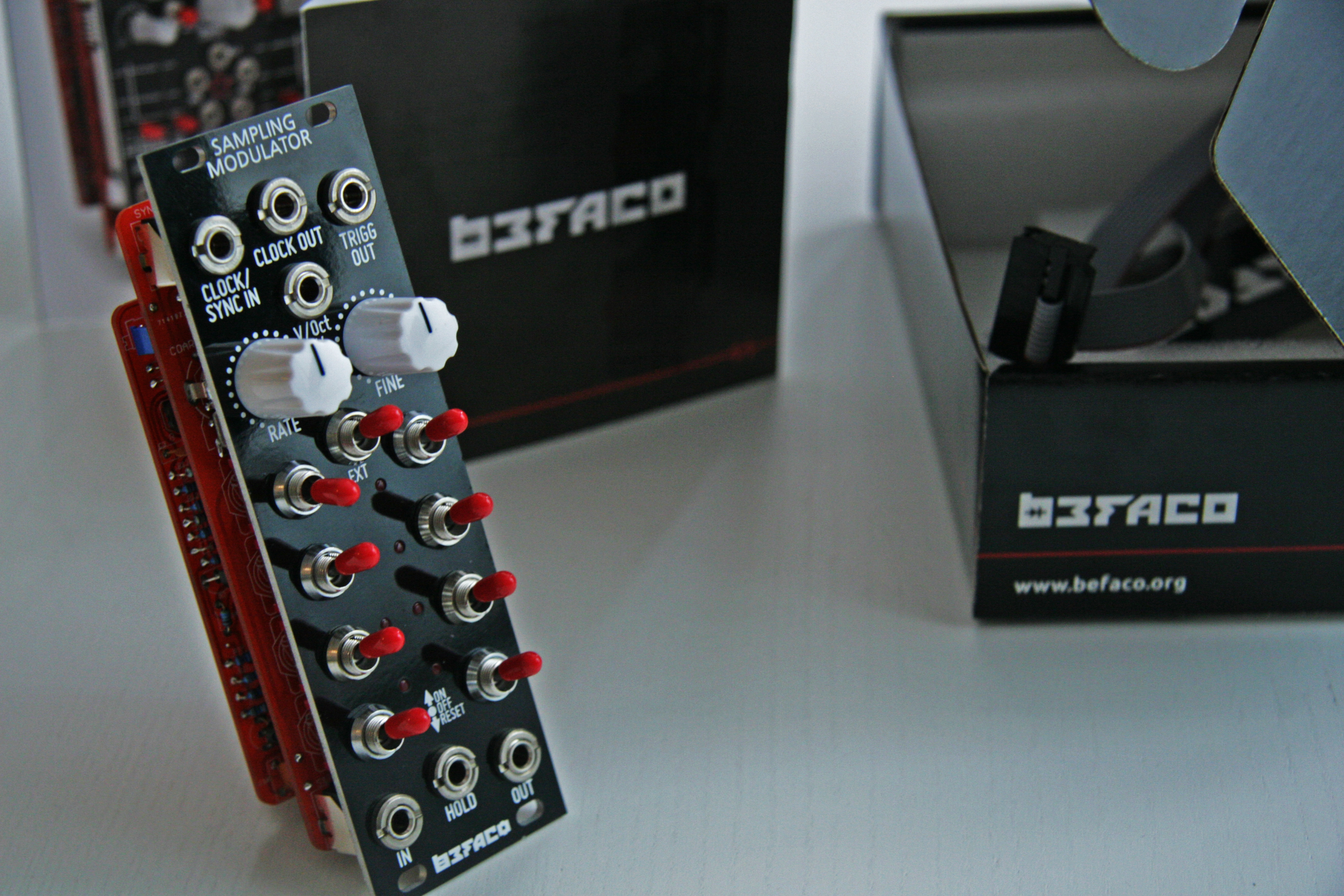 Befaco Sampling Modulator Review