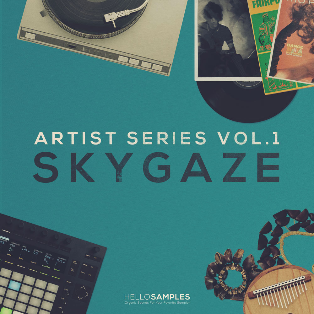 AS1: Skygaze - Sound Pack - Ableton - Maschine - MPC
