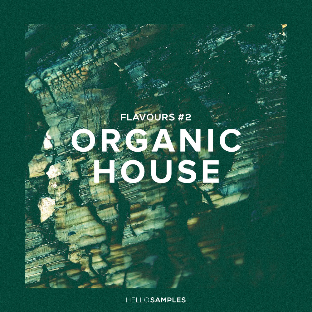 Organic House sound pack in Wav - Ableton - Maschine - Akai MPC format