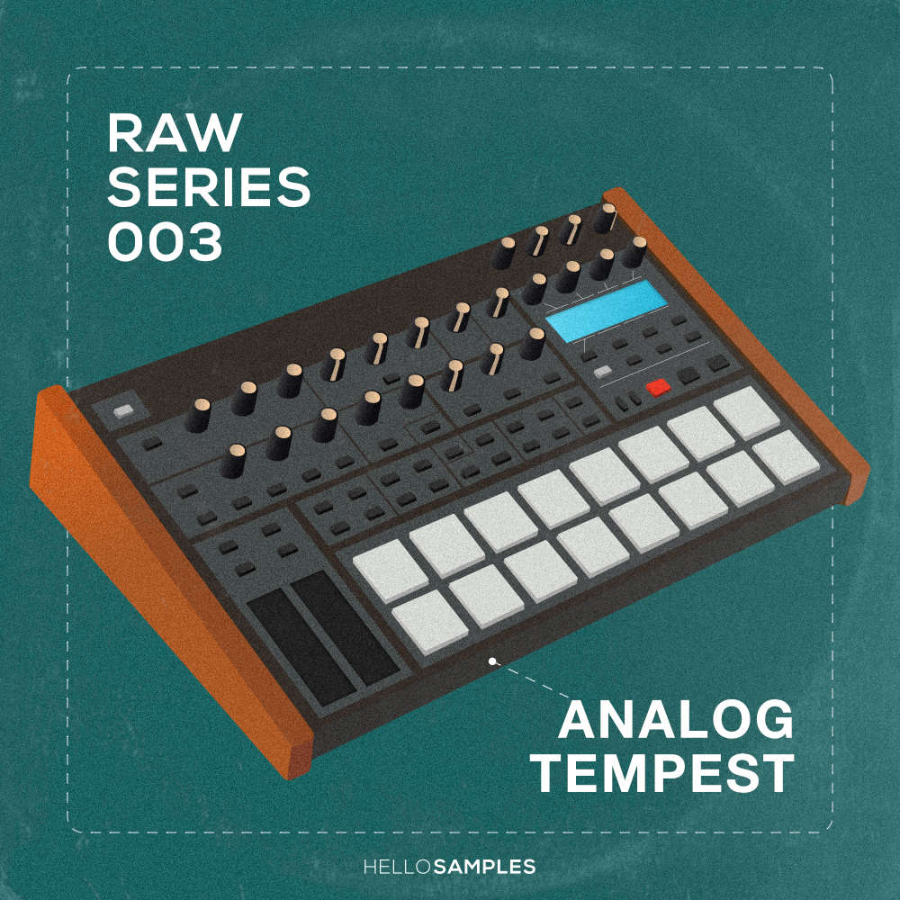 raw series 3 analog tempest ableton maschine mpc hellosamples. Black Bedroom Furniture Sets. Home Design Ideas