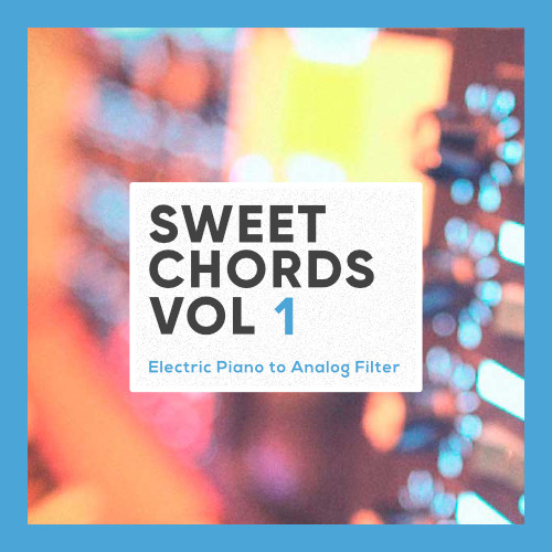 Sweet Chords 1 - Electric Piano to Analog Synth - Ableton