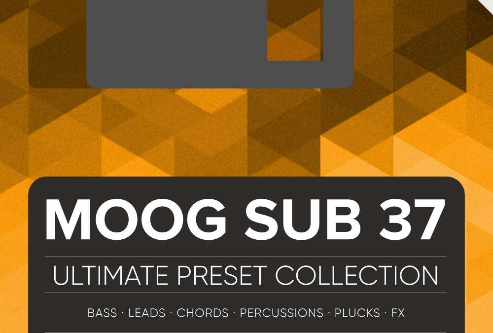 Moog Sub 37 Ultimate Preset Collection