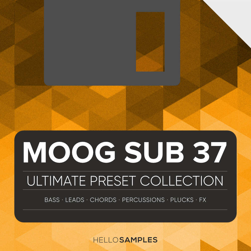 Presets & Patches for Moog Sub 37 Analog Synth in sysex format