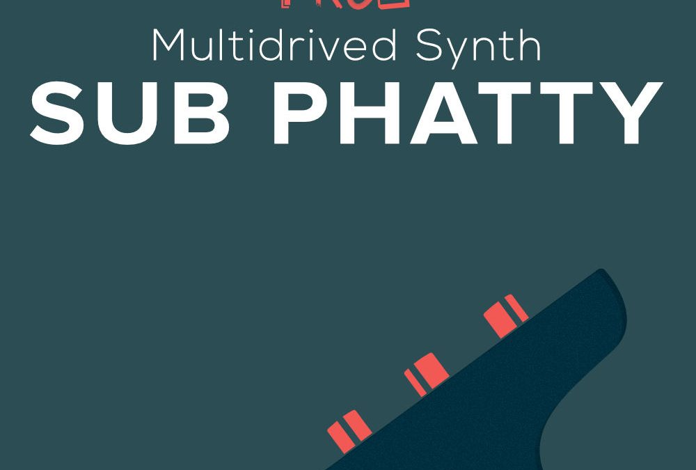 SubPhatty Multidrived Synth Sounds