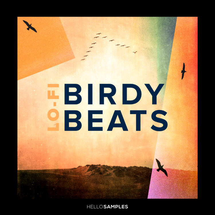 Lo-Fi Birdy Beats - sound pack - Ableton - Maschine - Wav